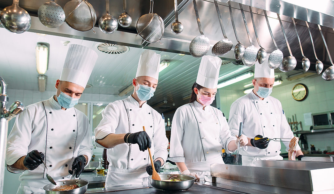 How to Keep Your Covid Safe Kitchen Compliant